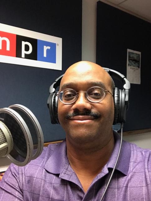 KCUR Public Radio interview in Kansas City about my dissertation 20 JUN 18